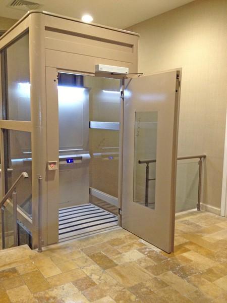 bina içi asansör