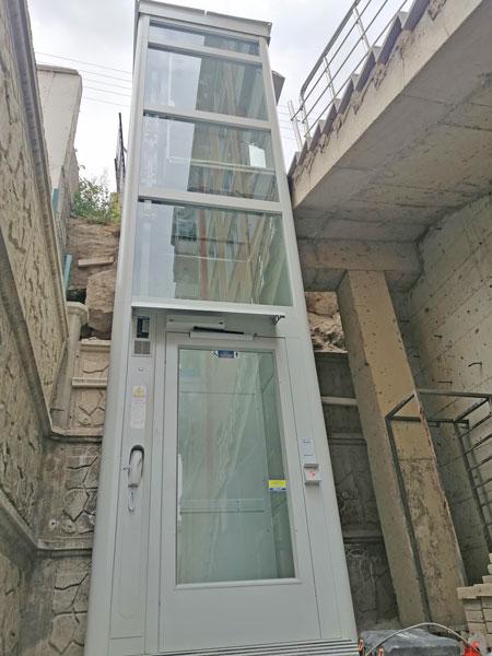 hidrolik engelli asansörleri