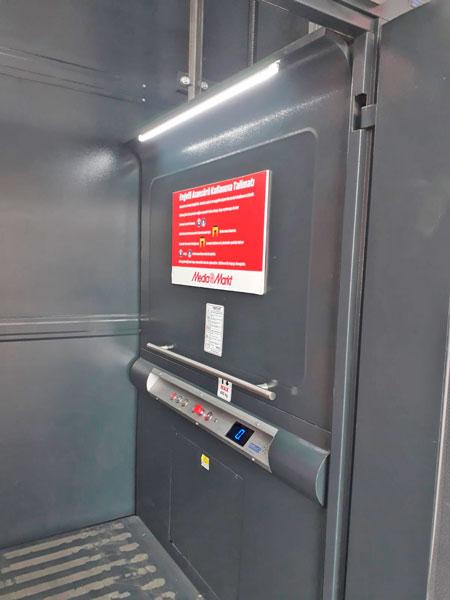 iç mekan engelli asansörü fiyatı
