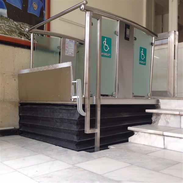 makaslı platformlar