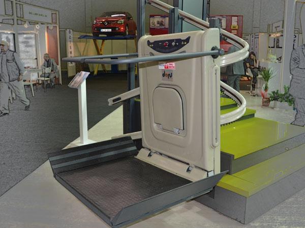 tekerlekli sandalye asansörü engelli asansörü