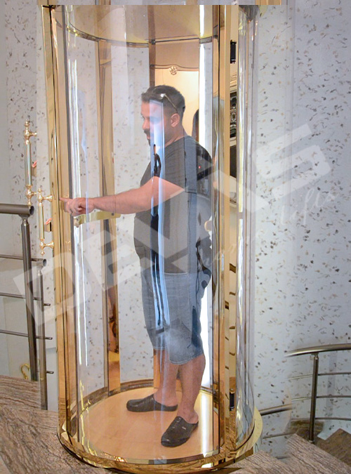 tüp asansör 1