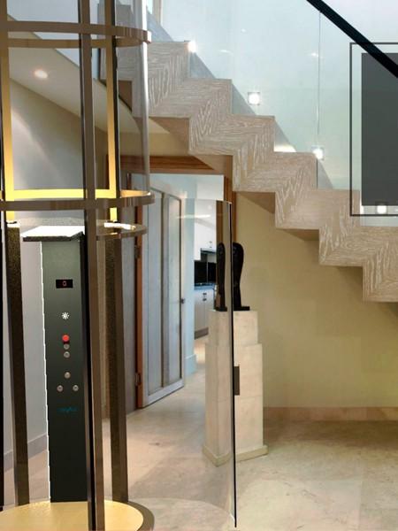 tüp asansörleri