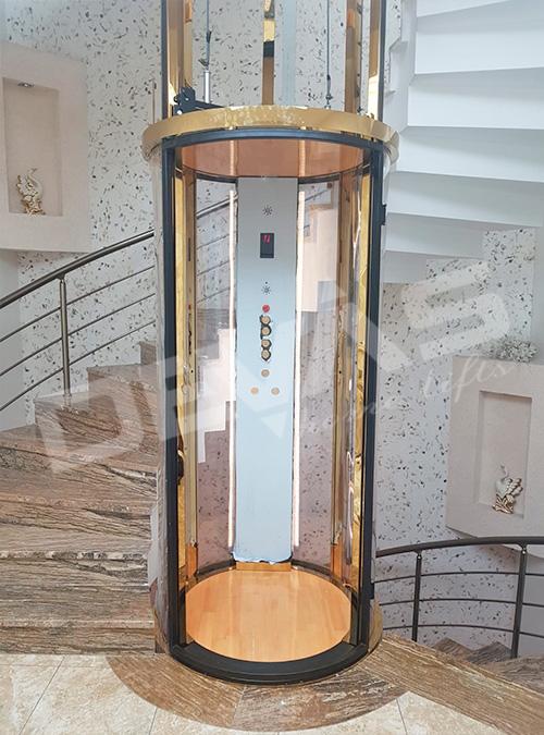 vakum asansör teknolojileri