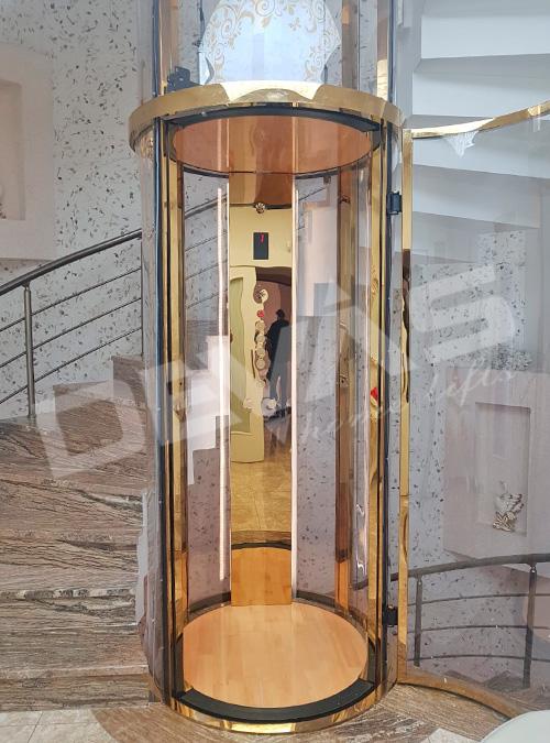 vakum asansör teknolojisi
